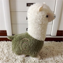 Alpaca Plush Doll Toy Japanese Soft Plush Alpacasso Baby Kids Stuffed Animals Toys Best Gift For Children Sheep Llama Plushes